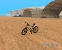 Mountain Bike in GTA San Andreas