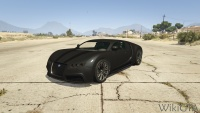 Adder in GTA V