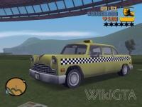 Cabbie in GTA III