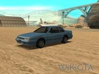 Previon in GTA San Andreas