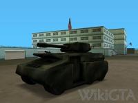 Rhino in GTA Vice City