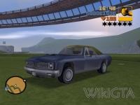 Stallion in GTA III