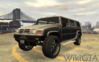 Patriot in GTA IV