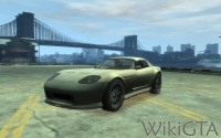 Banshee in GTA IV