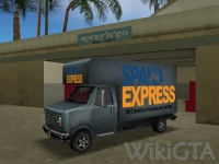 Spand Express in GTA Vice City