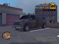 Hoods Rumpo XL in GTA III