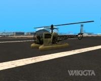 Seasparrow in GTA San Andreas