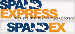 Het Spand Express-logo