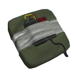 Sticky bomb