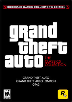 Grand Theft Auto The Classics Collection
