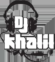 Logo van DJ Khalil