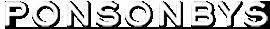 Ponsonbys logo.png