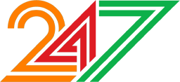 24-7 logo in GTA IV