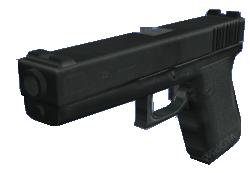 Pistol uit GTA IV