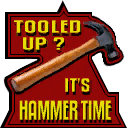 Tooled up? It's Hammer time