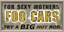 Het Foo Cars-logo