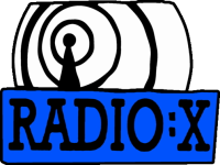 Logo van Radio:X