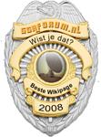 Wist je dat? - Beste pagina op WikiGTA in 2008