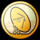 Het logo van het GTAGames netwerk