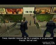 Mall Shootout