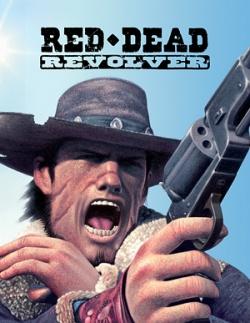 Box art van Red Dead Revolver
