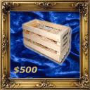 $500,-