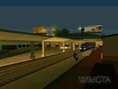 Treinstations (GTA San Andreas) - WikiGTA - De Nederlandse
