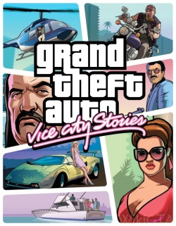 Boxart van GTA Vice City Stories