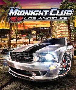 Logo van Midnight Club: Los Angeles