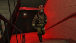 The Bureau Raid (Fire Crew)