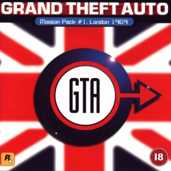 De coverimage van GTA: London 1969