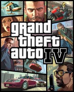 Boxart van Grand Theft Auto IV