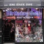 The Jack Joe-etalage
