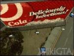 Deliciously Infectious Cola