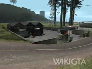 Mr. Whittaker's Depot