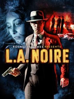 Box art van L.A. Noire