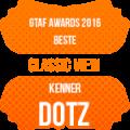 Beste Classic View Kenner 2016 Dotz.png