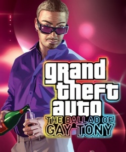 GTA The Ballad of Gay Tony