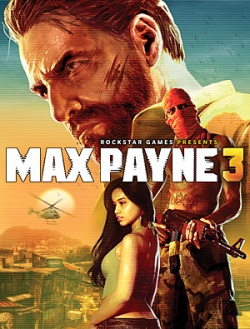 Artwork van Max Payne 3