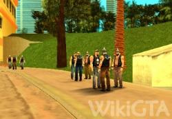 Biker Gang in VCS