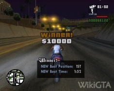 City Circuit finish.JPG
