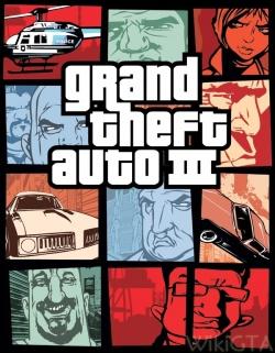 Boxart van Grand Theft Auto III
